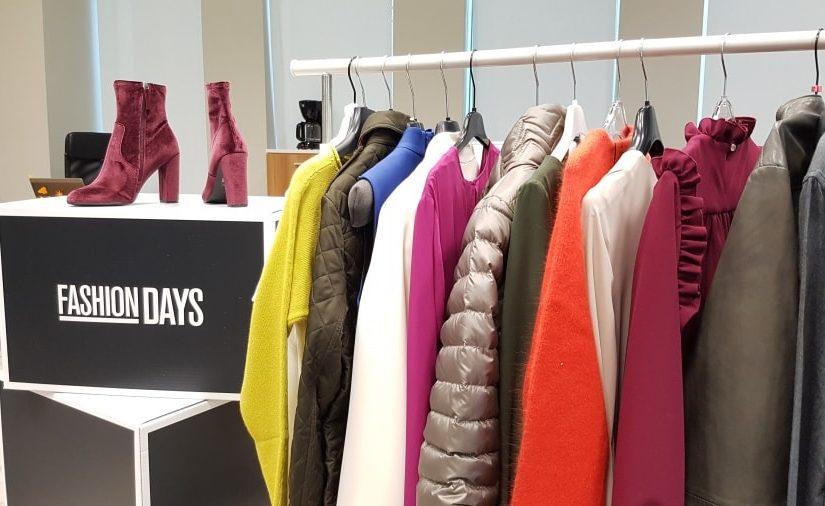 Fugiti cat puteti de magazinul online Fashion Days!