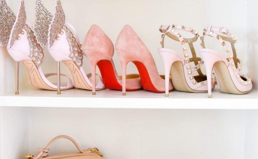 Niciodata nu avem prea multe perechi de pantofi