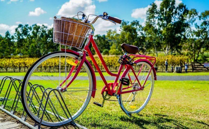 Mi-e dor sa ma plimb cu bicicleta